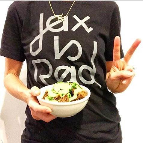 Jax food IS rad! Photo by amazing snail @mysouthernroots.
