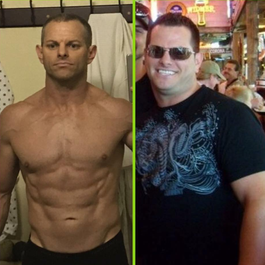 40 lbs released forever - My personal story
