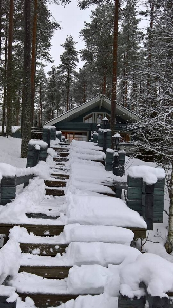 Holiday rental in Taivalkoski.
