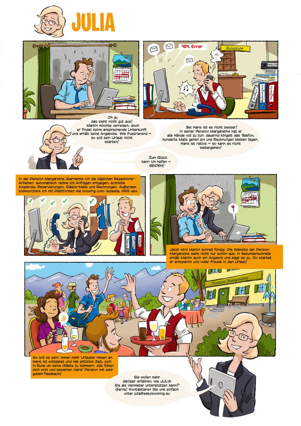Comic Tobi Dahmen