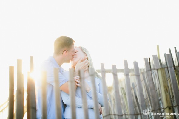 topsail island nc engagements