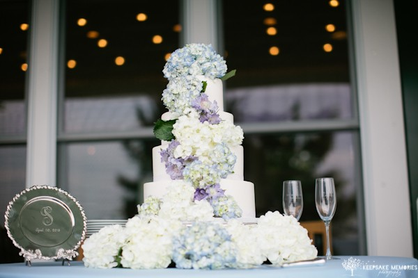 bald head island nc wedding cakes