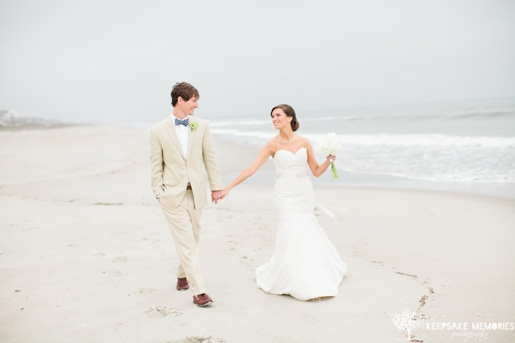 Atlantic Beach NC Wedding Photographers