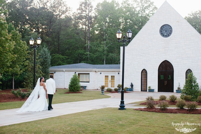 georgia real wedding