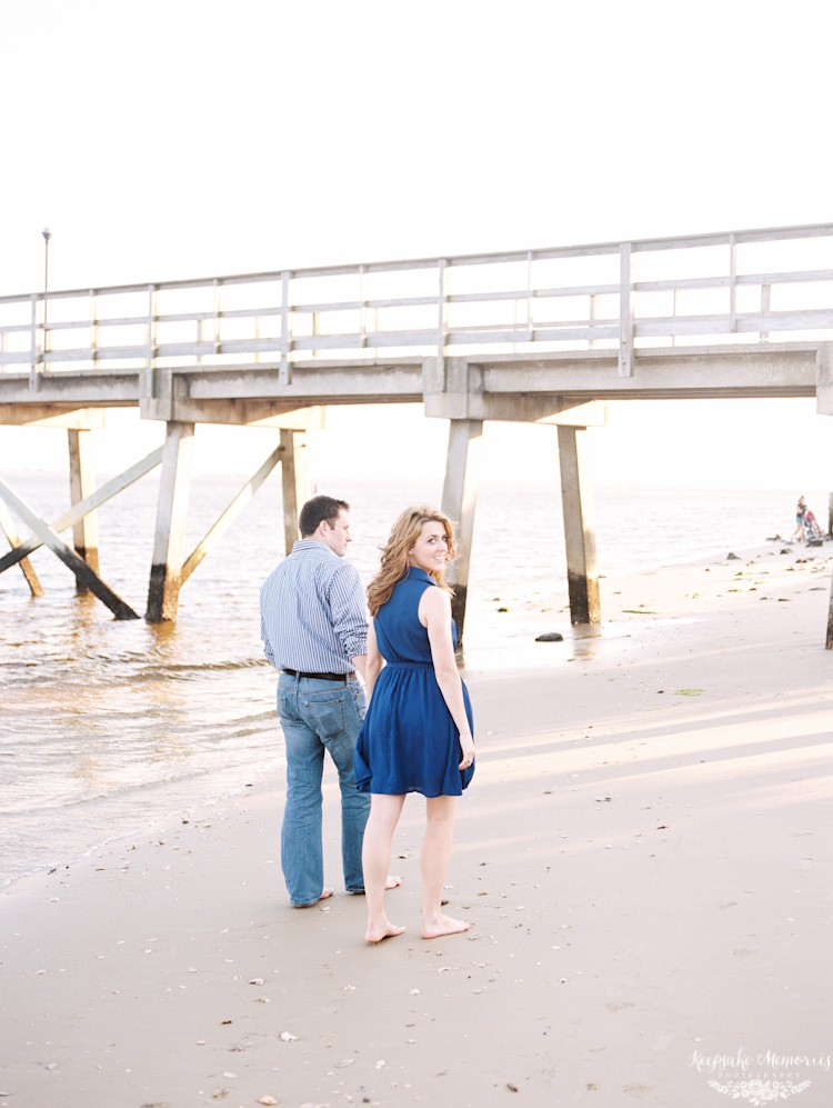 southport engagement photos