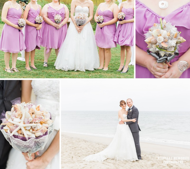 pine knoll shores wedding