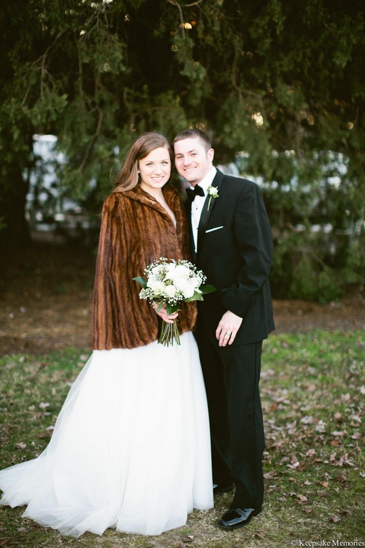 Brides Wearing Fur Coats — Keepsake Memories Photography ...