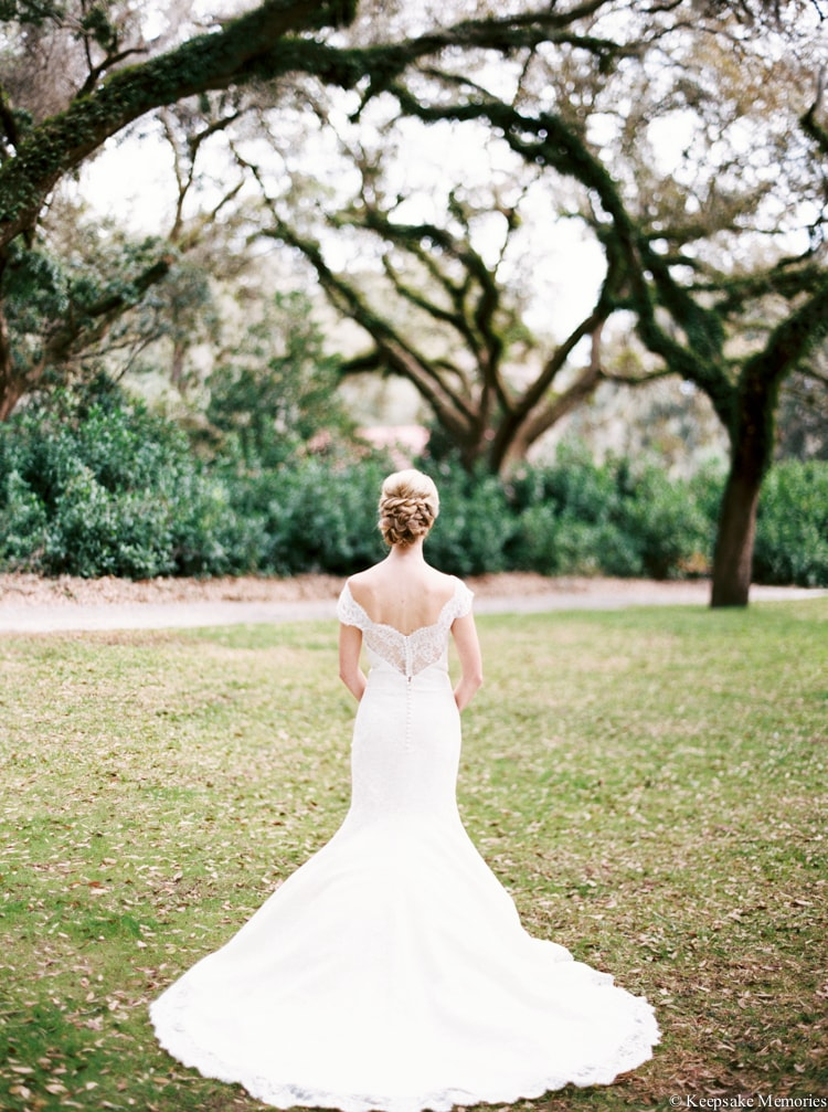low country bride