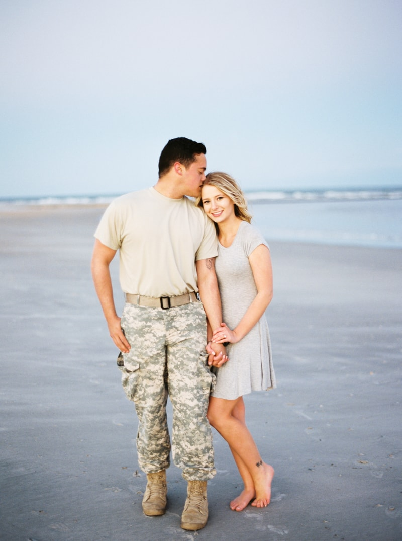 wrightsville beach nc engagagement photographers