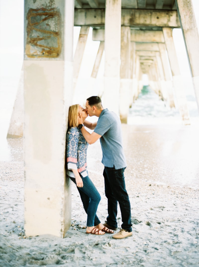 wrightsville beach engagement photographers