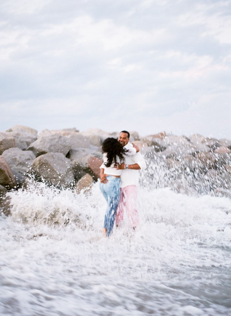 fort fisher engagement photographers