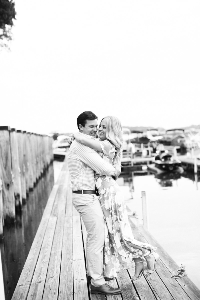 davidson nc engagement photographers