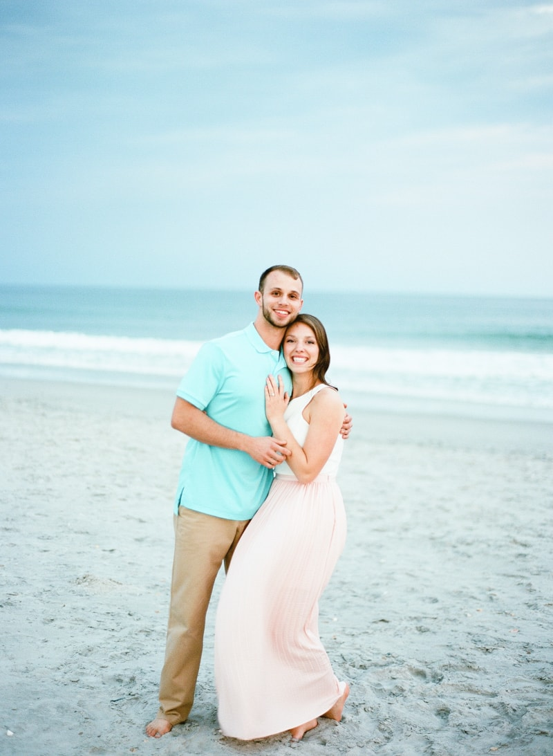 topsail beach marriage proposal
