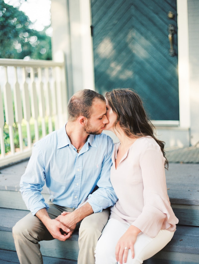 Bald Head Island Engagement