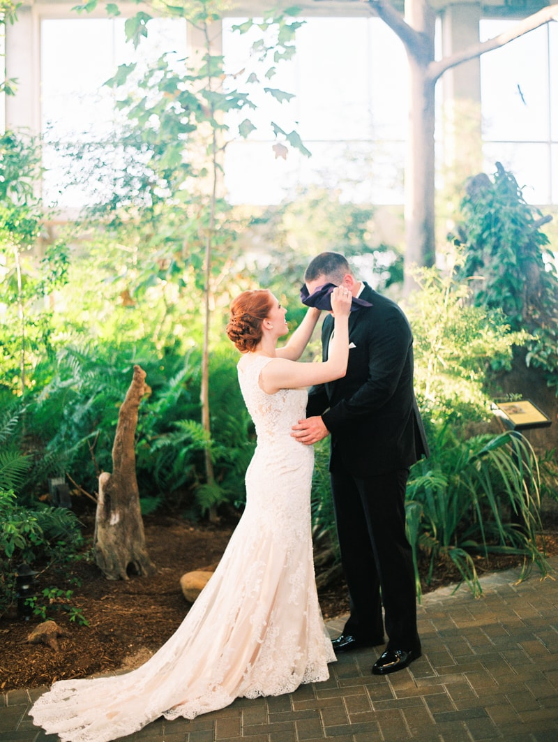 Fort Fisher Aquarium Wedding