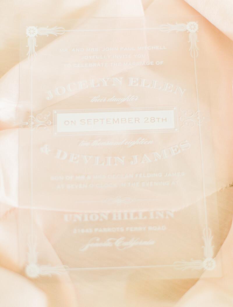 Basic Invite Wedding Invitations — Keepsake Memories Photography ...