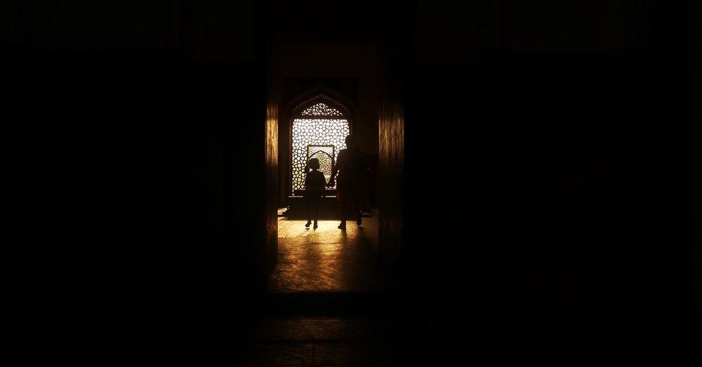 Delhi_Silhouette