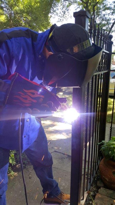 Iron Gate Repair