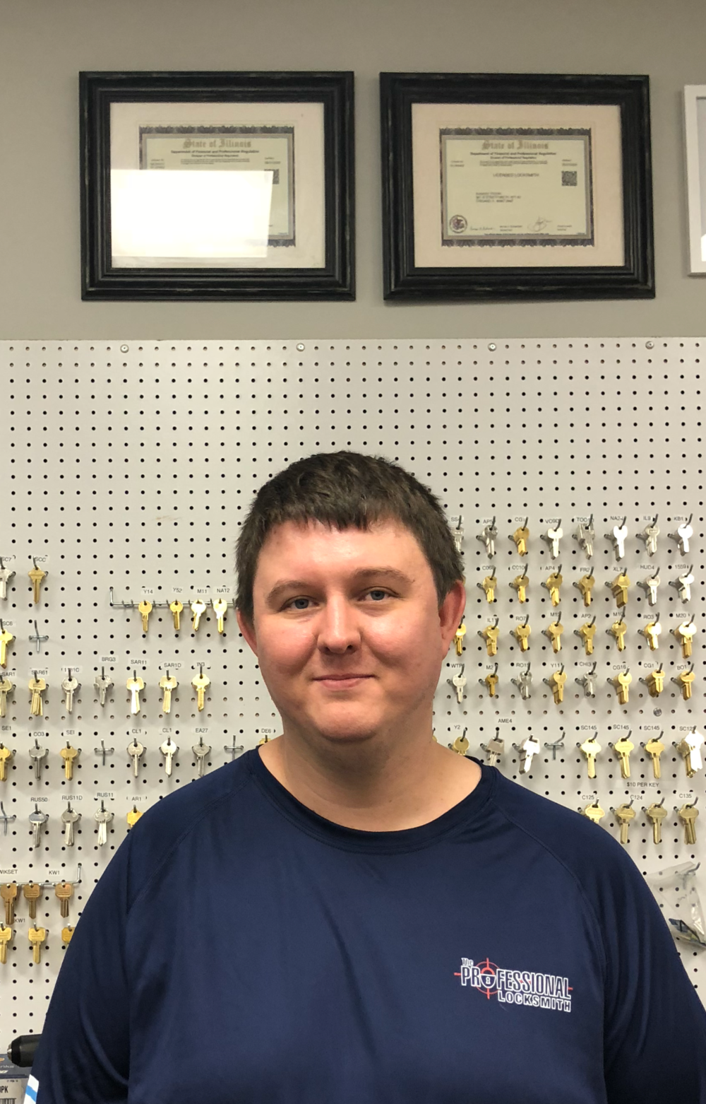 Rick W - The Professional Locksmith Dispatcher