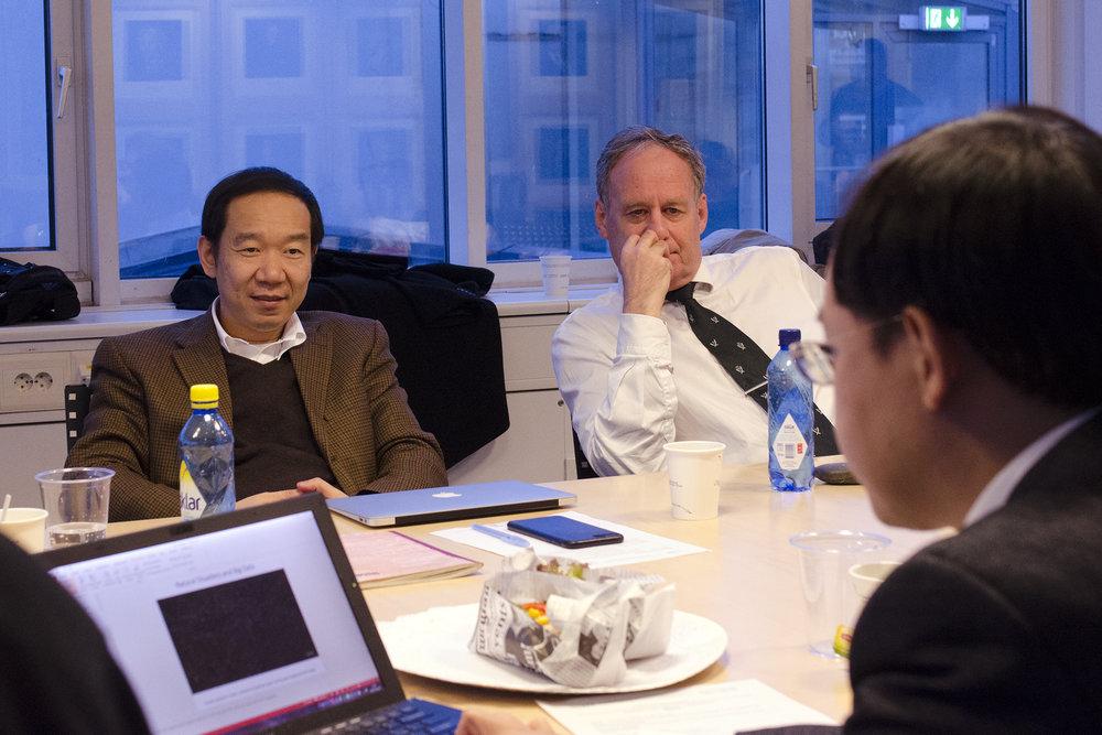 BDEM Workshop_Song Guo og Mike Seear.jpg