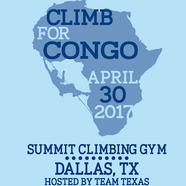 Photo: Climb for Congo Facebook Page