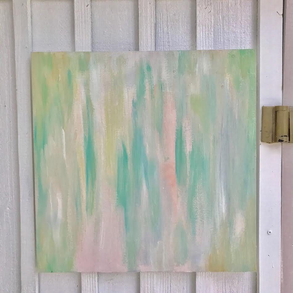 """Kailey,  20x20"""" original acrylic on canvas"""