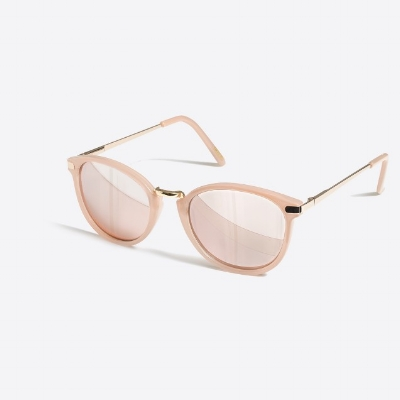 JCREW Factory Mixed Media Sunglasses $14.50