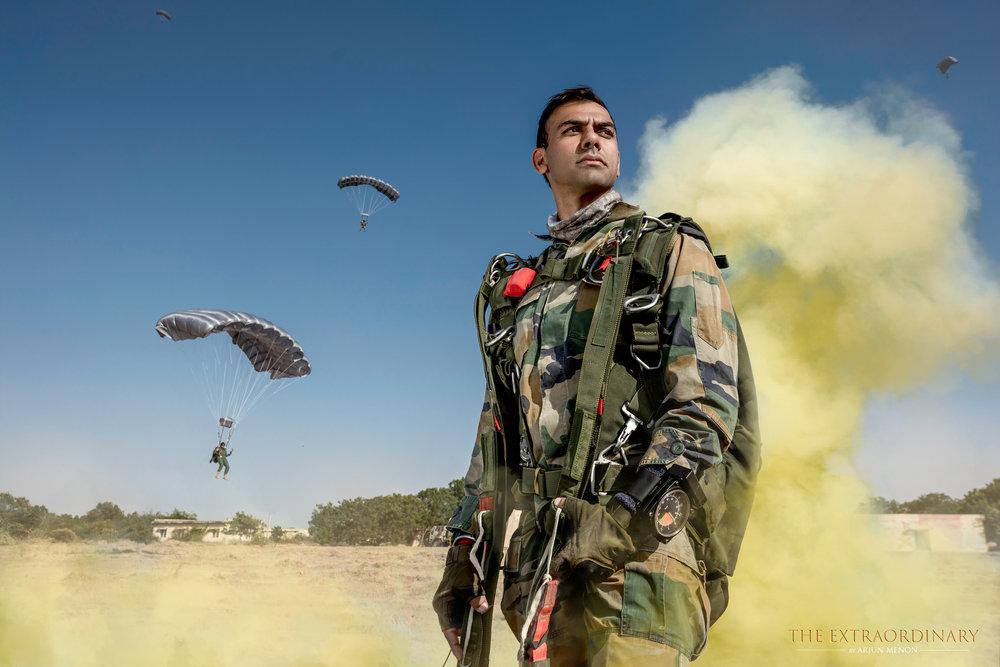 The extraordinary  Arjun Menon