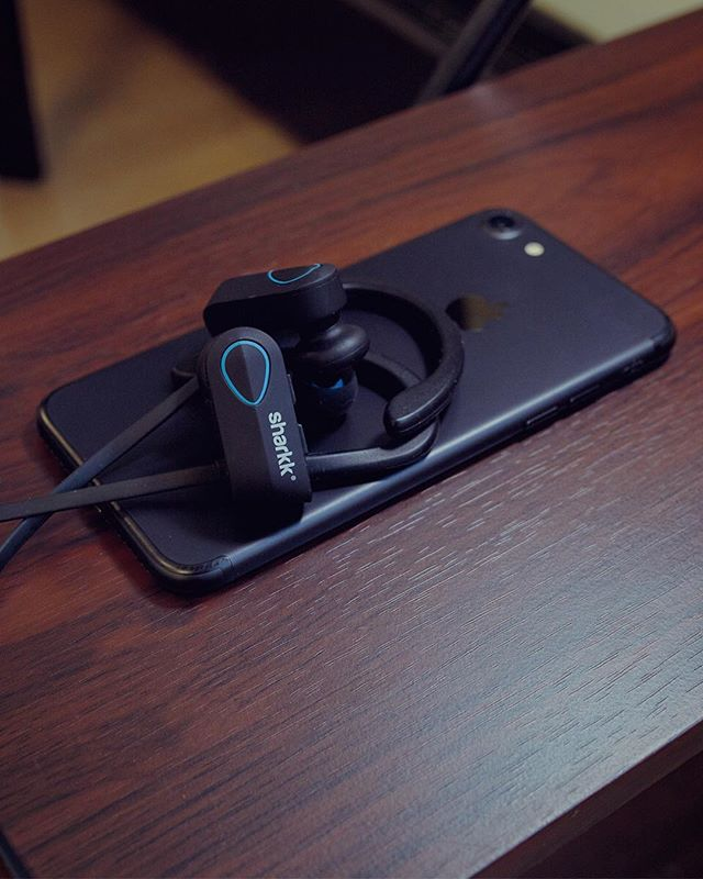 Take your music with you wherever you go with the Sharkk Flex 2.0 😎 #sharkk
