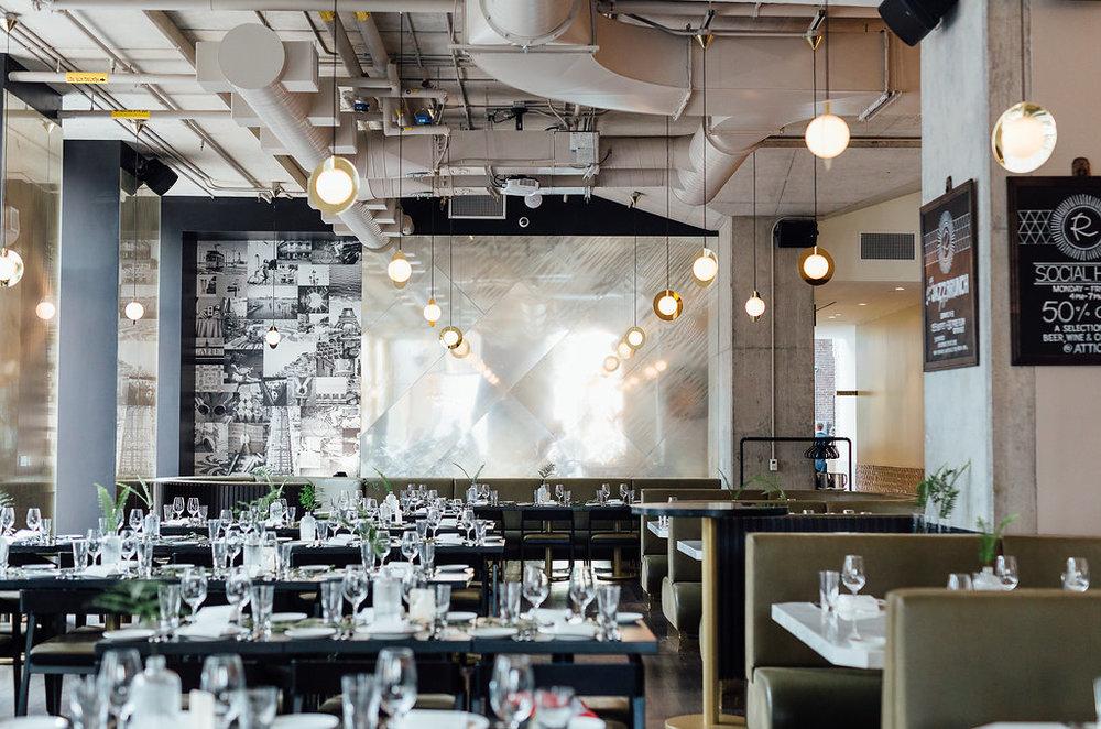 Ricarda's Restuarant, Toronto Photo Credit: kirstenhuculiak.com