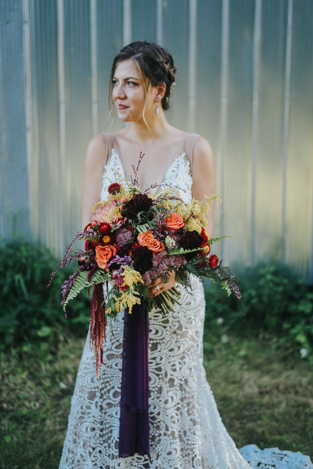 Wild Bouquet Photographer: Lauren McCormick Photography