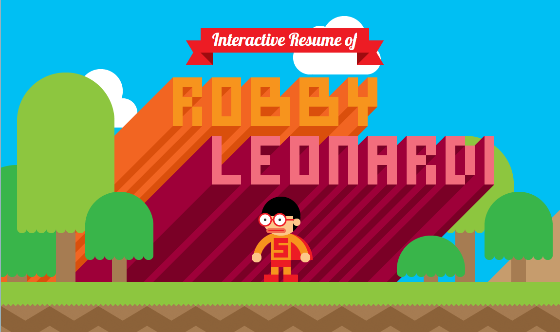 Rob Leonardi CV Game
