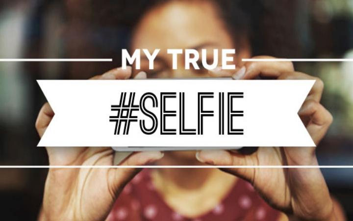 My True #Selfie