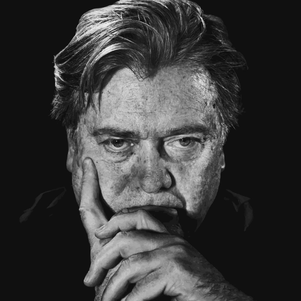 Steve Bannon , White House Chief Strategist