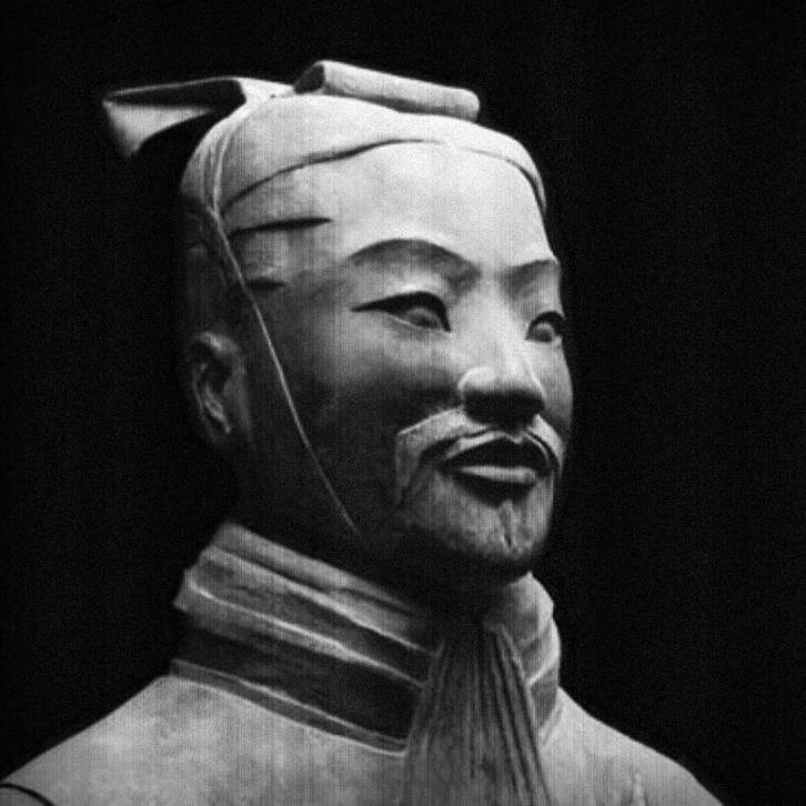 Sun Tzu , military general, 500 BC