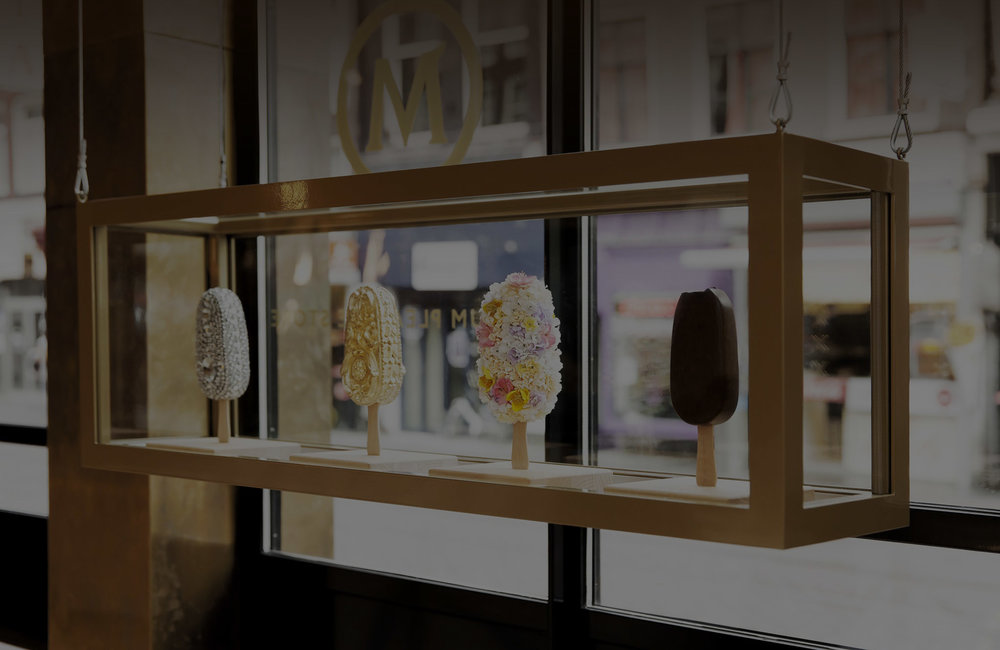 Magnum case study - Find out how Magnum gained over 1000 new visits to their pop-up store using proximity push technology.