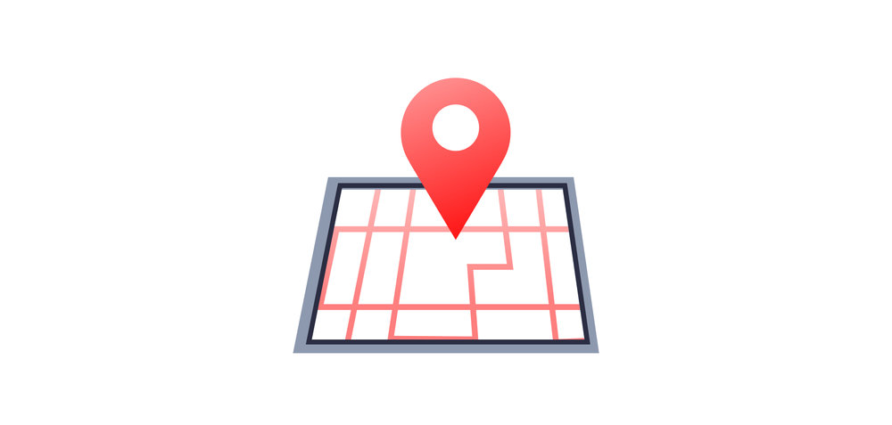 precise location data