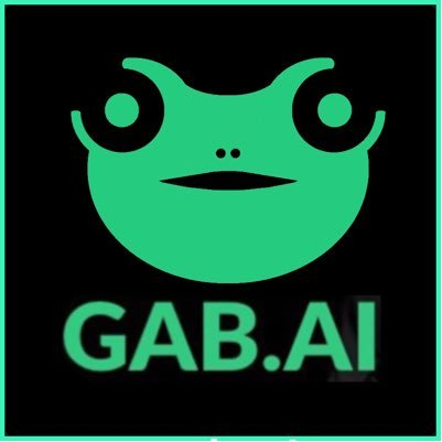 Gab is a social network like Twitter for sharing short posts and is found at gab.ai