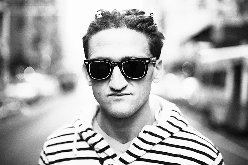 Casey Neistat the content creator for YouTube, Facebook and Instagram