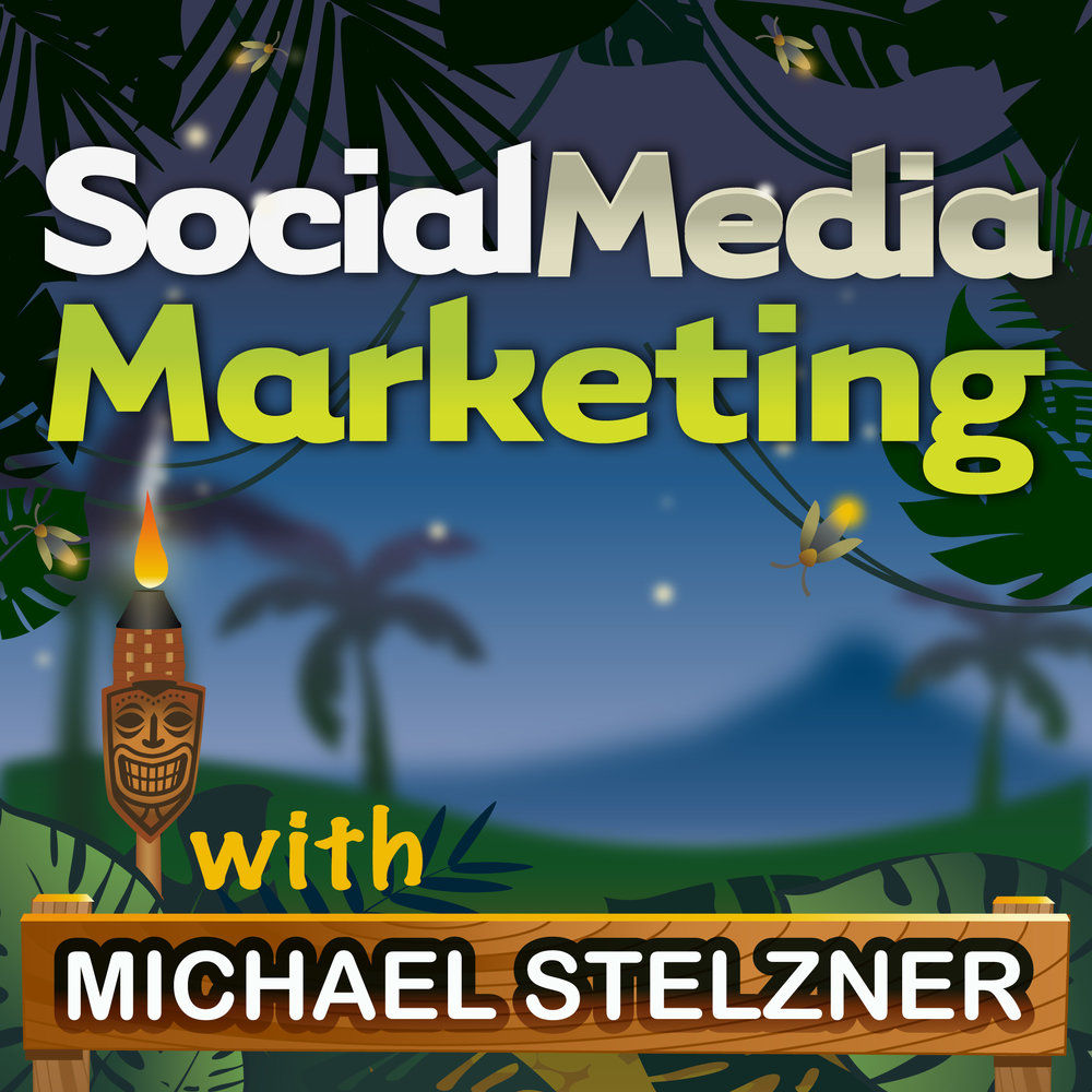 Social Media Marketing podcast put out by Social Media Examiner