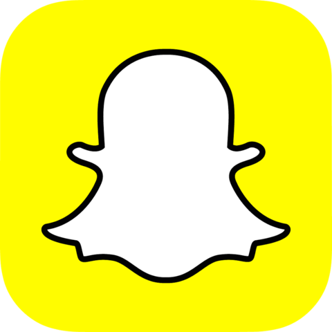 Logo for social network Snapchat