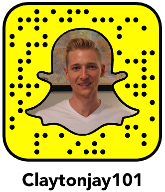 claytonjay101 snapchat social media marketing ghostcode