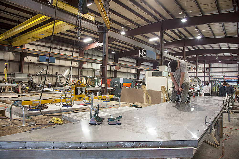 Metal Fabrication Manufacturing Company