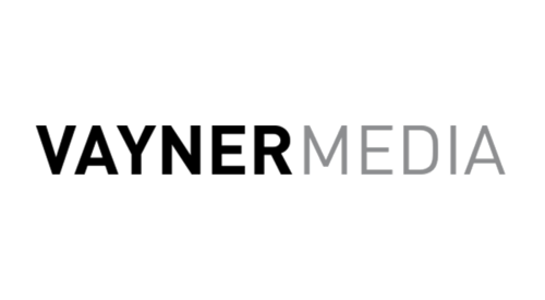 Logo for digital first marketing agency VaynerMedia
