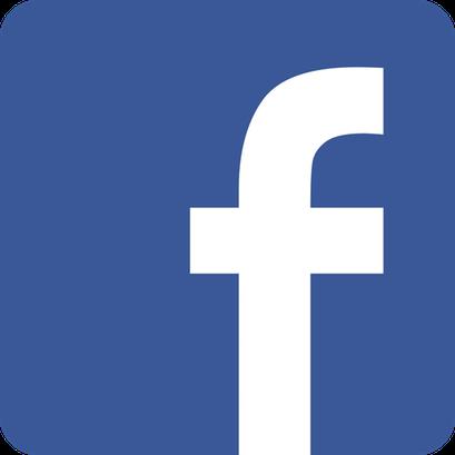 Social network Facebook logo