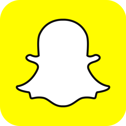 Social network messaging app Snapchat