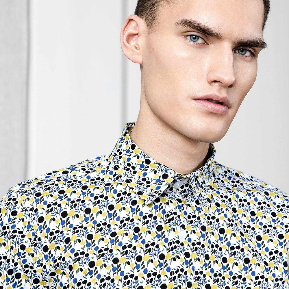Aapo cotton shirt / FRENN. Image: Eeva Suutari