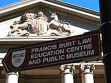 Francis Burt Law Education - Housed in the Old Court House Law Museum, the oldest building in the City of Perth, qualified Education Officers present structured legal education programmes.