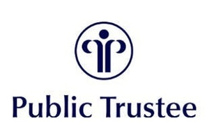 Public Trustee - Statutory body that operates under the authority of the Parliament of Western Australia.