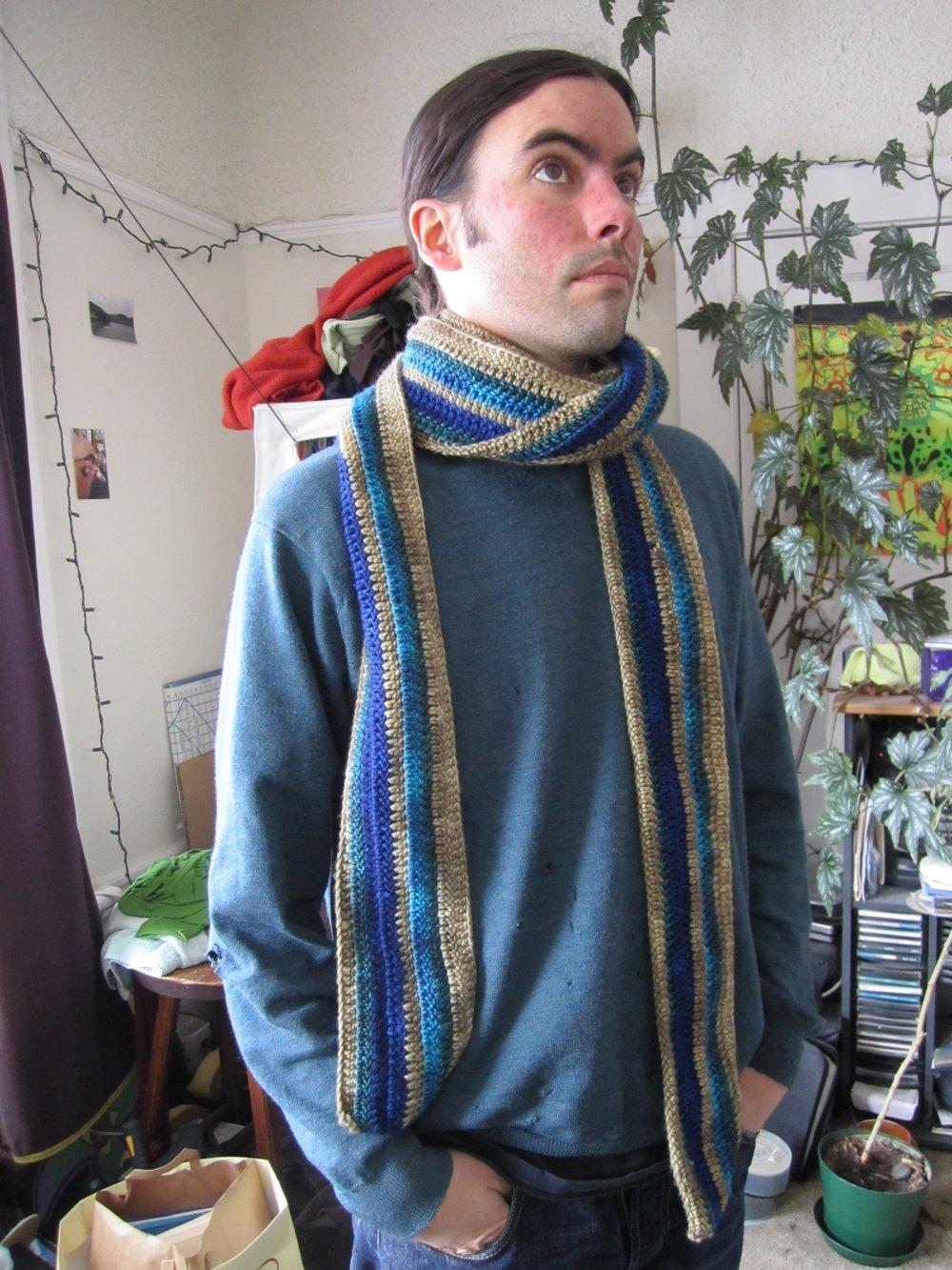 Model: Matt Welsh